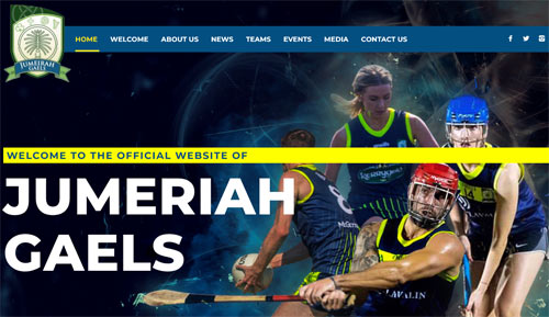 Jumeriah Gaels, Dubai, Sports City