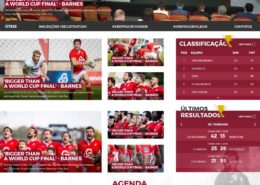 Portugal Rugby Mobile Friendly Website