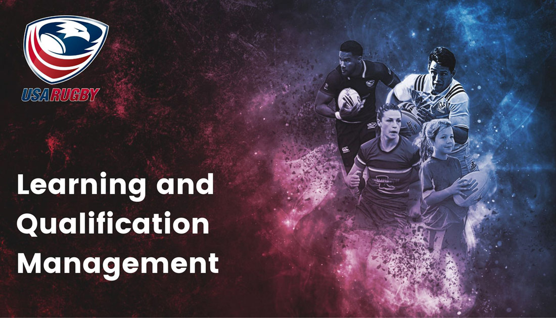 USA Rugby Learning and Qualification Management